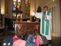 Barlin bénédiction des cartables