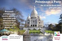 Pelerinage collegiens Paris 2020