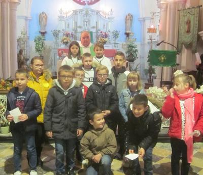 Messe de rentree a Recques