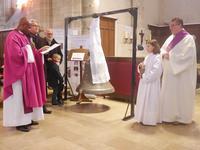 Benediction de la cloche Alida 5