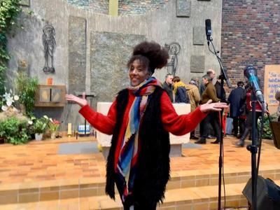 Concert Gospel Arras Jociece Jamison 2020