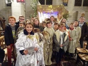 Celebration de Noel a Zutkerque