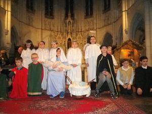 Veillee de Noel a Vieille-Eglise