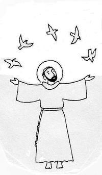 St Francois d'Assise