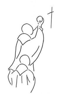 La sainte messe : consécration