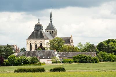Saint Benoît sur Loire / Abbaye de Fleury