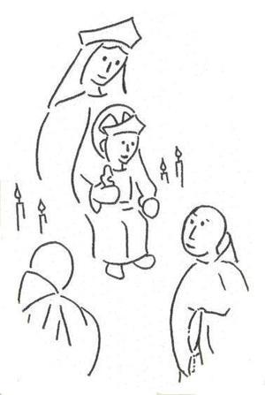 récitation du chapelet