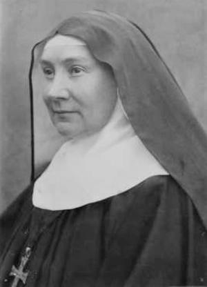 Mere Cecile Bruyere abbesse