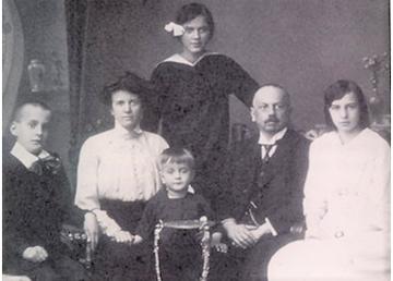 Famille d'Adrienne von Speyr
