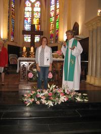 communion de Paméla 28/06/2020