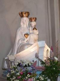 Statue ND de Boulogne