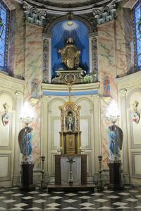 tabernacle Haillicourt