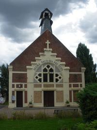 eglise Estevelles Notre Dame de la paix