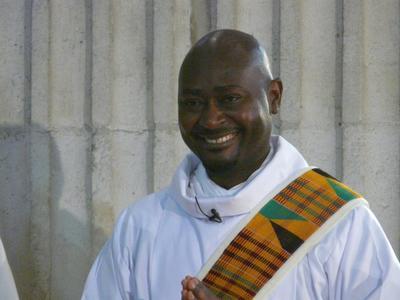 ordination Flavien Agbojan-prince