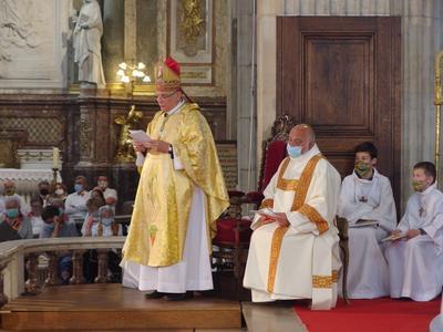ordination l'abbé Flavien 2020 37