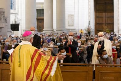 Messe installation Mgr Leborgne 2020  35