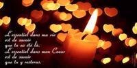 condoleances bougie 2