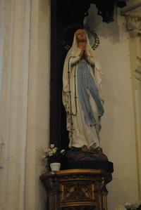 Annezin  9 Notre Dame de Lourdes