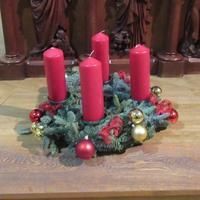 1er dim de l'Avent Chapelle de la Vierge St Pierre