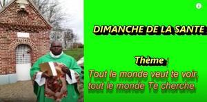 Image Dimanche sante 2021 Xavier Mbemba