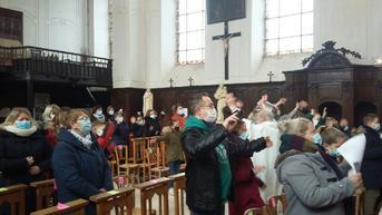 Célébration Avancer avec Joseph Rieux et St Hilair