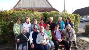 Lrequipe Secours Catholique de Saint-Folquin
