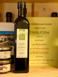 Huile olive Monastere Jouques