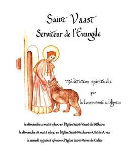Saint Vaast Soeur de l'agneau
