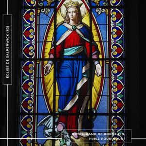 Notre-Dame de Bonne fin - Eglise de Salperwick (62)
