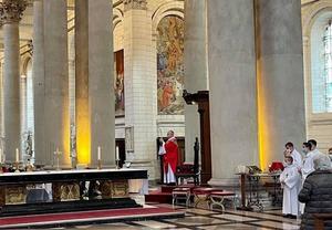 Messe Pentecote 23 mai 2021 - Arras