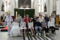 communions à Noeux 06/05/2021