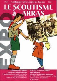072021 Scoutisme Arras affiche