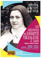Ste Therese a Lens. 17 sept
