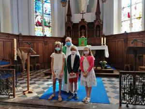 P14 Ruminghem 1eres communions