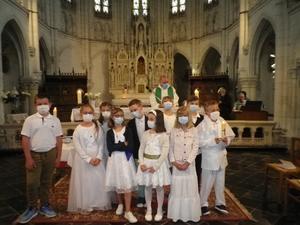 P14 Vieille-Eglise 1eres communions