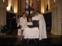 baptême de Naël