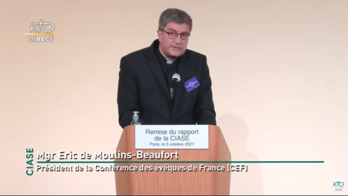 Mgr Beaufort rapport Ciase