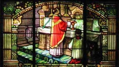 Eucharistie, la consécration