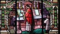 Messe, Lecture de l'Evangile