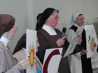 L'Assemblee generale diocesaine des religieuses