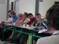 Le conseil diocésain de Pastorale