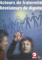 Affiche de la rencontre nationale de l'ACO
