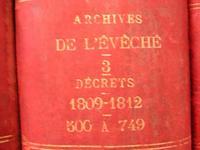 Archives diocésaines