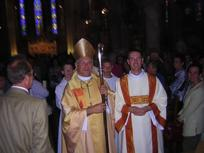 Ordination diaconale Jean-Christophe Neveu