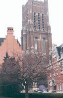 église du centre-ville de Béthune