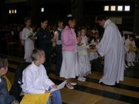 L'offrande, le partage, un temps fort de la messe
