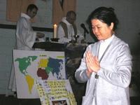 Missionnaire Vietnamienne