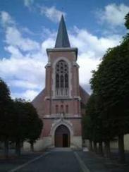 Eglise de Neuve Chapelle