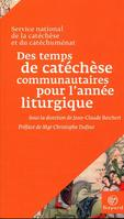 Service catéchèse et catéchuménat - Bayard, 96 p. 9,80 euros