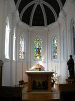 La chapelle de l'échêvé au 6 rue des Fours